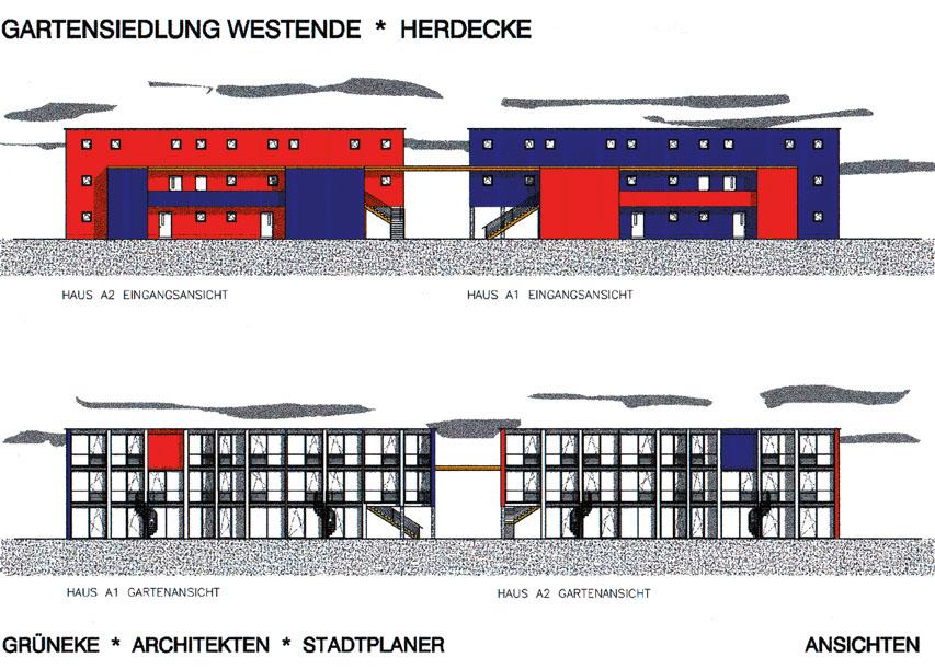 Architekt Herdecke grüneke architektur stadtplanung architekturpraxis erinnerungen